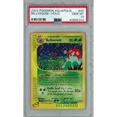 Pokemon Aquapolis Bellossom H5/H32 PSA 10 GEM MINT