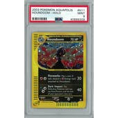 Pokemon Aquapolis Houndoom H11/H32 PSA 9