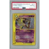 Pokemon Aquapolis Hypno H12/H32 PSA 10 GEM MINT