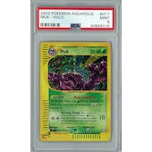 Pokemon Aquapolis Muk H17/H32 PSA 9