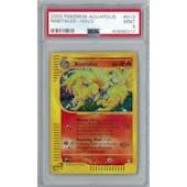 Pokemon Aquapolis Ninetales H19/H32 PSA 9
