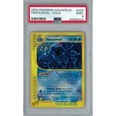 Pokemon Aquapolis Tentacruel H26/H32 PSA 9