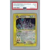 Pokemon Aquapolis Nidoking 150/147 PSA 5