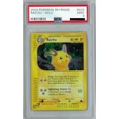 Pokemon Skyridge Raichu H25/H32 PSA 9