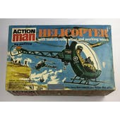 Action Man Helicopter with Original Box