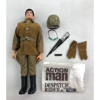 Action Man Loose Figure with Partial Despatch Rider outfit