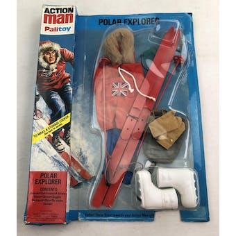 Action Man Polar Explorer Set in Original Box