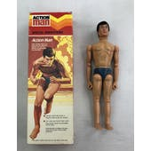 Action Man Special Operations Figure with No Uniform in Original Box