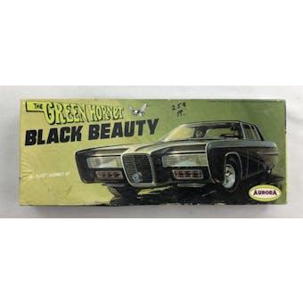 Aurora Green Hornet Black Beauty Model Kit in Box