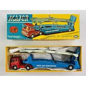 """Corgi 1105 Carrimore Car Transporter with """"Bedford"""" Tractor Unit"""