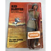 Gabriel Lone Ranger Red Sleeves Carded