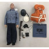GI Joe Action Sailor Loose Figure with Life Vest in White Window Box