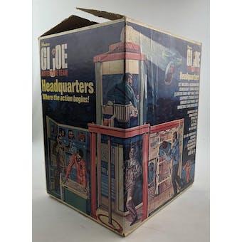 GI Joe Headquarters Like New with Original Box