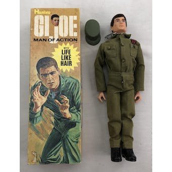 GI Joe Man of Action Figure with Original Box