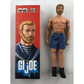GI Joe Polistil Action Team Figure with Original Box (2B 696 AT)