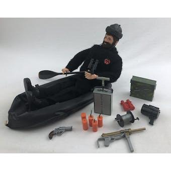 GI Joe Secret Mission to Spy Island Set with Figure