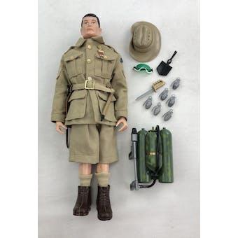 GI Joe SOTW Austrailian Jungle Fighter Figure in White Window Box