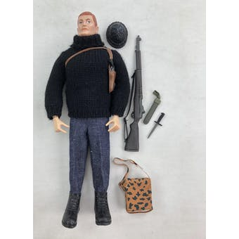 GI Joe SOTW French Resistance Fighter Figure in White Window Box