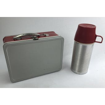 American Thermos Bottle Co. Red Lunchbox & Thermos