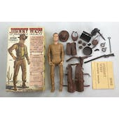 Marx Johnny West the Movable Cowboy #2062 in Original Box (Artwork)