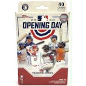 2020 Topps Opening Day Baseball Hanger Box