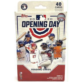 2020 Topps Opening Day Baseball Hanger Box (Lot of 36)
