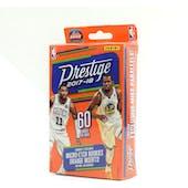 2017/18 Panini Prestige Basketball Hanger Box