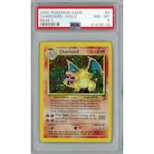 Pokemon Base Set 2 Charizard 4/130 PSA 8