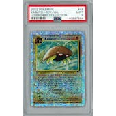 Pokemon Legendary Collection Reverse Foil Kabuto 48/110 PSA 9