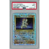 Pokemon Legendary Collection Reverse Foil Machop 79/110 PSA 9