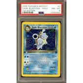 Pokemon Team Rocket 1st Edition Dark Blastoise 3/82 PSA 8