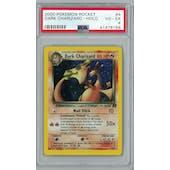 Pokemon Team Rocket Dark Charizard 4/82 PSA 4