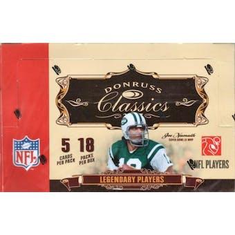2007 Donruss Classics Football Hobby Box