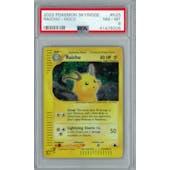 Pokemon Skyridge Raichu H25/H32 PSA 8