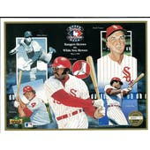 1992 Upper Deck Heroes of Baseball Chicago White Sox Commemorative Sheet