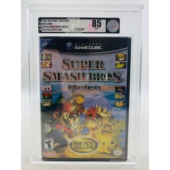 Nintendo GameCube Super Smash Bros. Melee VGA 85 NM+ NEAR MINT Sealed
