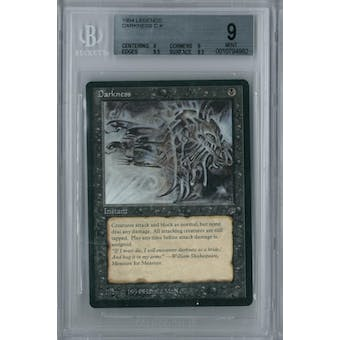 Magic the Gathering Legends Darkness BGS 9 (9, 9, 9.5, 9.5)