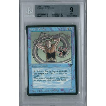 Magic the Gathering Legends Psionic Entity BGS 9 (9, 9, 9, 9.5)