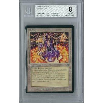 Magic the Gathering Legends Urborg BGS 8 (7.5, 9, 9.5, 9.5)