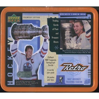 1999/00 Upper Deck Retro Hockey Hobby Box