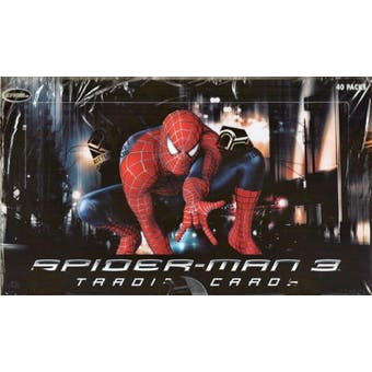 Spiderman 3 Movie Cards Trading Cards Box (Rittenhouse 2007)