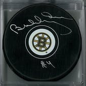 Bobby Orr Autographed Boston Bruins Hockey Puck (Great Northern Road COA)