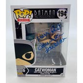 DC Batman Animated Catwoman Funko POP Autographed by Adrienne Barbeau