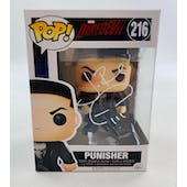 Marvel Netflix Punisher Funko POP Autographed by Jon Bernthal