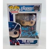 DC Legends of Tomorrow ATOM Funko POP Autographed by Brandon Routh