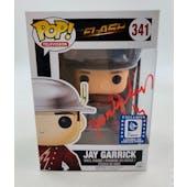 DC CW Flash Jay Garrick Funko POP Autographed by John Wesley Shipp