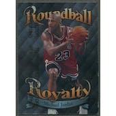 1998/99 Topps #R1 Michael Jordan Roundball Royalty