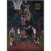 1996/97 Stadium Club #SF4 Michael Jordan Special Forces