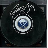 Jake McCabe Autographed Buffalo Sabres Hockey Puck
