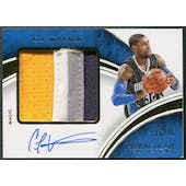 2015/16 Immaculate Collection #PPACWA C.J. Watson Premium Patch Auto #05/25